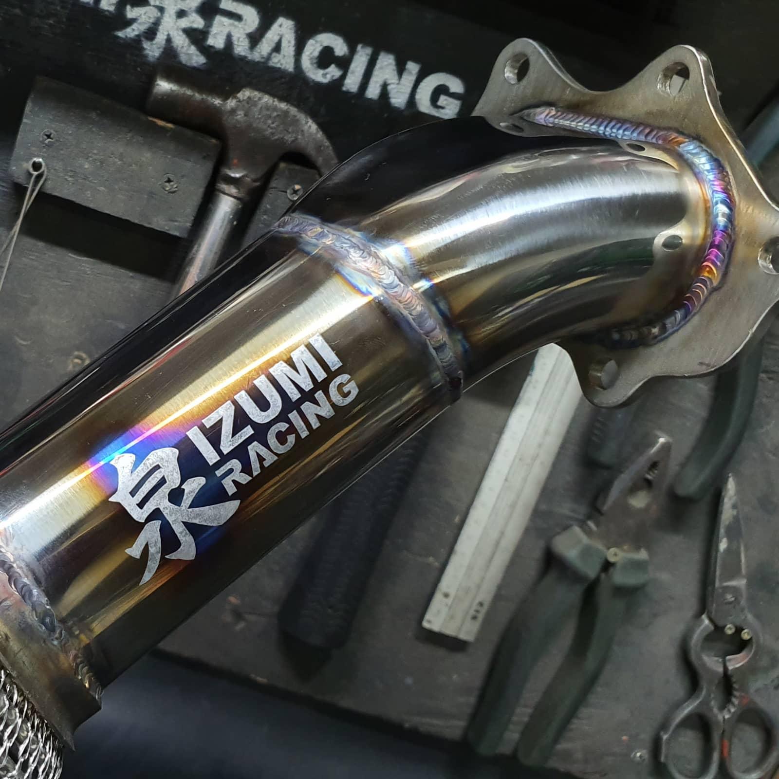Downpipe Subaru Impreza WRX 2002 a 2014