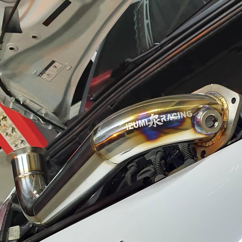 Downpipe para Motores THP
